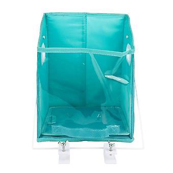 خزانة الملابس منظم سحب أسفل الجرف سلة قابلة للتدوير استرداد Foldabl | أكياس تخزين قابلة للطي