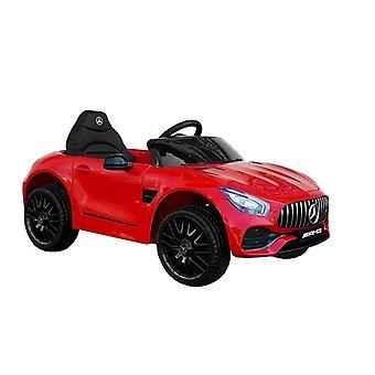 Elektrisches Kinderauto Mercedes AMG Red