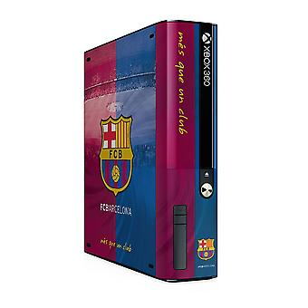 FC برشلونة إكس بوكس 360 E GO وحدة التحكم الجلد المنتج المرخص الرسمي