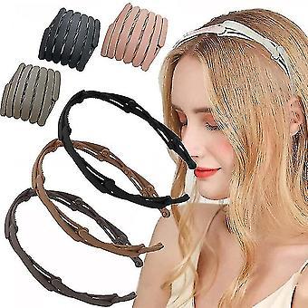 Hair Accessories Retractable Headband Folding for Women Girls Head Hoops Travel Portable Makeup