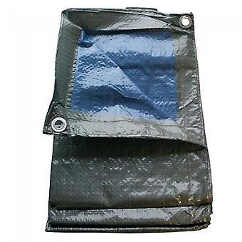 Techit 68g / M Lightweight Tarpaulin Cover - 5 X 8m