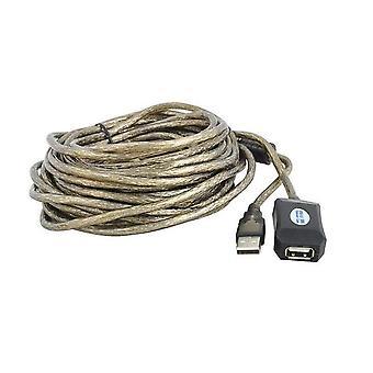 Cable USB activo (Ho-Ha) 10m