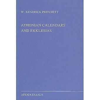 Ateenan kalenterit ja ekklesiat