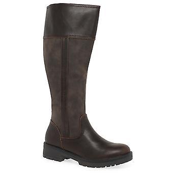 Heavenly Feet Burley Womens Knee High Boots