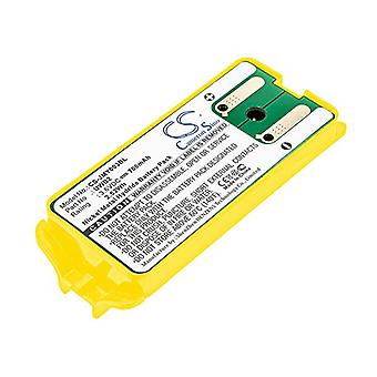 Cameron Sino Jmy003Bl 700Mah Battery For Jay Crane Remote Control