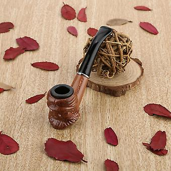 Vintage Enchase Smoking Pipe Tobacco Cigarettes Cigar Pipes Collectible