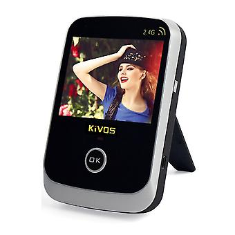 "3.5 "" Digital Door Eye Peephole Wireless Home Video Doorbell Camera Monitor"