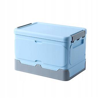 Multifunctional Folding Storage Box Environmentally Friendly Plastic Material