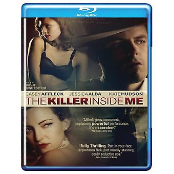 The Killer Inside Me [Blu-ray] [BLU-RAY] USA import