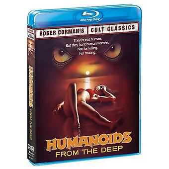 Humanoids From the Deep [BLU-RAY] USA import