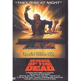 Revenge of the Dead [DVD] USA import
