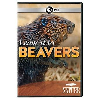 Nature : Leave It to import USA castors [DVD]
