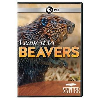 Natura: Lasciarlo per importazione di castori [DVD] Stati Uniti d'America