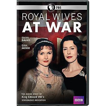 Royal Wives at War [DVD] USA import