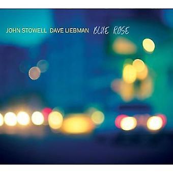John Stowell & Dave Liebman - Blue Rose [CD] USA import