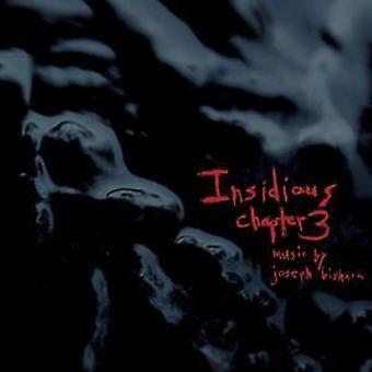 Joe Bishara - Insidious Chapter 3 (Ost) [CD] USA import