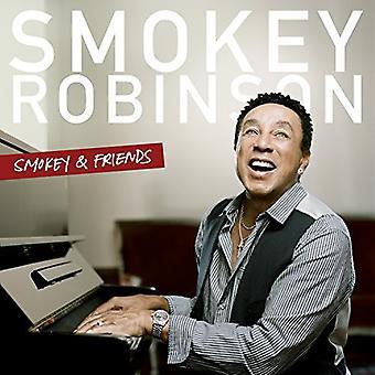 Smokey Robinson - importação EUA Smokey & amigos [CD]