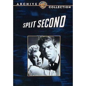 Importer des USA de la fraction de seconde [DVD]