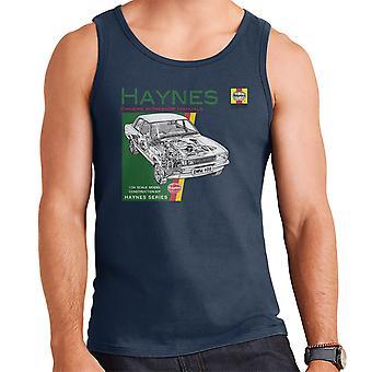 Haynes propietarios taller Manual 0409 Ford Cortina 1300 chaleco de los hombres