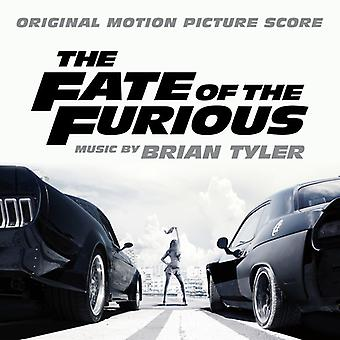 Brian Tyler - Fate of the Furious (Original Score) [CD] USA import