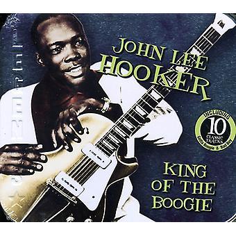 John Lee Hooker - King of the Boogie [CD] USA import