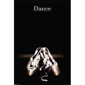Dance Poster Poster Print