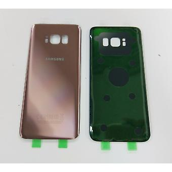 Samsung S8 Plus back-Pink Rose-eredeti minőség