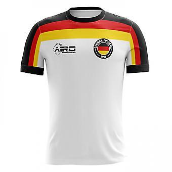 Koszuli piłki nożnej 2018-2019 Niemcy koncepcja domu (dla dzieci)