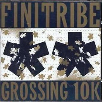 Finitribe - Grossing 10K [CD] USA import