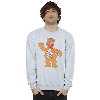 Disney Men's The Muppets Classic Fozzy Sweatshirt