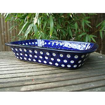 Small baking dish 25 x 18 x 5 cm, traditional 5 - BSN m-125