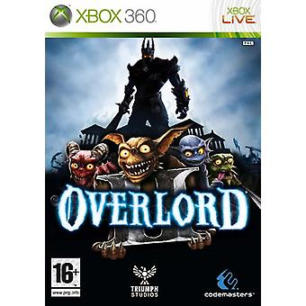 Overlord 2 (Xbox 360)-fabriks forseglet