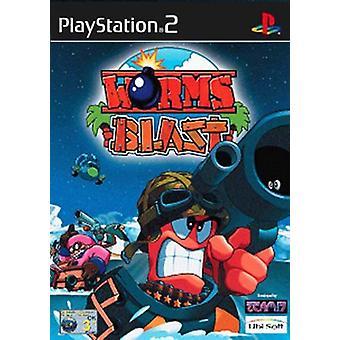 Worms Blast-nieuw