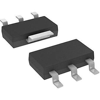 الجهد المنظم-223 سوت LD1117STR STMicroelectronics الخطي mA 800 قابل للتعديل الإيجابي