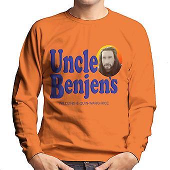 Game Of Thrones Uncle Benjens Rice Men's Sweatshirt