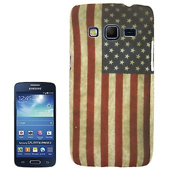 Suojakotelo vakuutusturvaan mobiili Samsung Galaxy Express 2 G3815