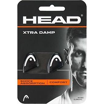 2-Pack tête humide Xtra blanc/noir 285511-WH