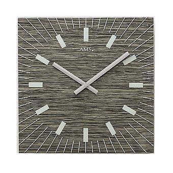 Horloge murale AMS - 9579