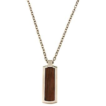 Esprit Steel Necklace ESNL11807