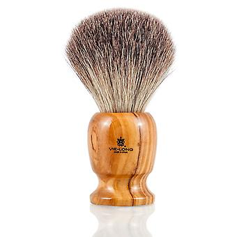 Vie-Long 16746 Black Badger Shaving Brush
