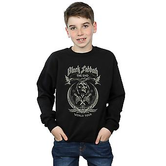 Black Sabbath Boys The End World Tour Sweatshirt