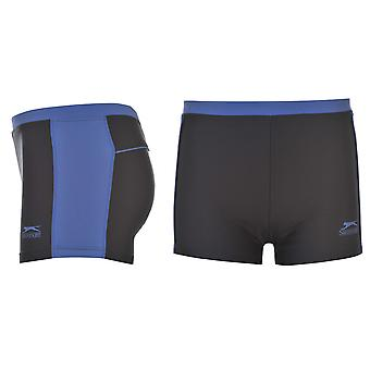 Slazenger Kids Swimming Boxers Junior Boys Swimming Trunks Swimwear Swim