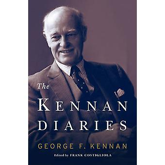 Os diários de Kennan pela George F. Kennan - Frank Costigliola - 97803930