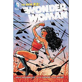 Wonder Woman - Volume 1 - Blood by Cliff Chiang - Tony Akins - Brian Az