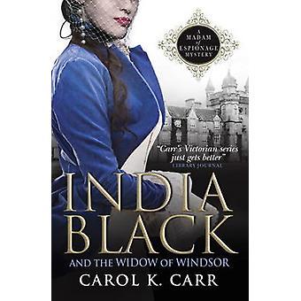 Indien sort og enke af Windsor - en fru af spionage mysterium af