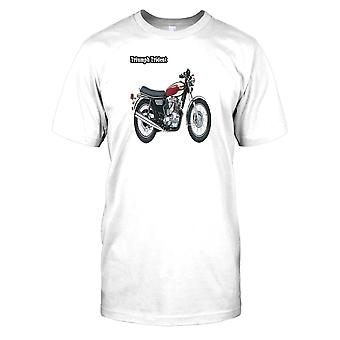 Triumph Trident Mens camiseta