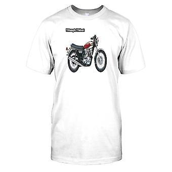 Triumph Trident Mens T Shirt