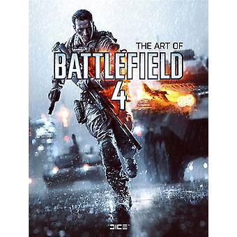 The Art of Battlefield 4 by Martin Robinson - 9781781169285 Book