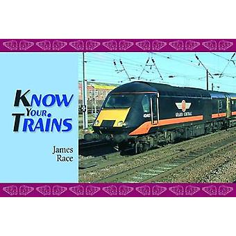 Know Your Trains by James Race - 9781908397133 Book