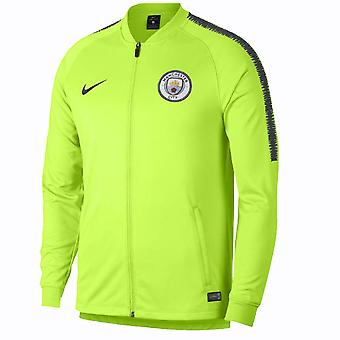 2018-2019 man City Nike Squad Bluza (v)